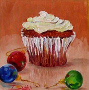 Delilah  Smith - Christmas Cupcake