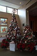 Ornament Art - Christmas Display - Mt Vernon - 01132 by DC Photographer
