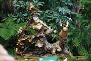 United Photos - Christmas Display - US Botanic Garden - 011330 by DC Photographer