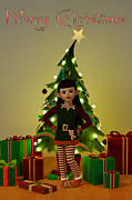 Liam Liberty - Christmas Elf - Merry Christmas