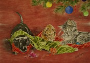 Melita Safran - Christmas friends