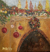 MaryAnne Ardito - Christmas Mantle at The...