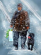 Dave Olsen - Christmas Shopping