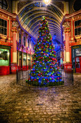D700 Originals - Christmas Tree HDR 02 by Jack Torcello