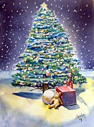 Steven Holder - Christmas tree