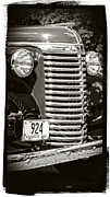 Classic Truck Photos - Chrome Style by Perry Webster