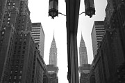 Spring Nyc Posters - Chrysler Building NYC Poster by Louis Scotti