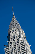 Crowns Prints - Chrysler Building Print by Susan Candelario