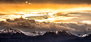 Sam Amato - Chugach Sunrise