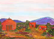 Kerry  Bennett - Church and Casitas