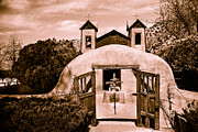 Steven Bateson - Church At Chimayo New...