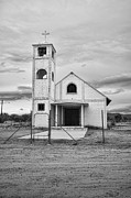 Vino Photo Originals - Church Baja California by Hugh Smith
