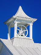 Free Will Photo Posters - Church Bell Poster by David Adams