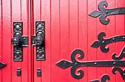 Hardware Photos - Church Door by Niels Nielsen