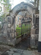 St Margaret Photos - Church Gate by James Potts