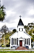 Linda  Blair - Church In A Small Town
