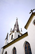 Manila Photos - Church in sweden by Tommy Hammarsten