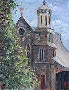 Joan Wulff - Church