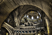 Sepulcher Prints - Church of the Holy Sepulchre Print by Dan Yeger
