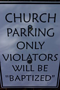 John S - Church Parking