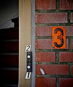 Number 3 Photos - Church Street 3 by Odd Jeppesen