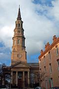 Church Street In Charleston Sc Print by Suzanne Gaff