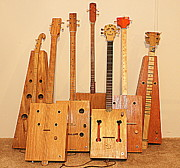 Danny Jones - Cigar Box Guitars