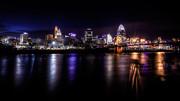 Keith Allen - Cincinnati after Sunset