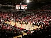 Cincinnati Bearcats Fifth Third Arena Print by Replay Photos
