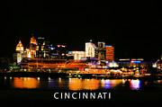 Randall Branham - Cincinnati reflecting gold
