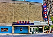 Carnivals Photos - Cinerama by Benjamin Yeager