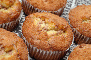 Bakery Art - Cinnamon Crunch Muffins 3 by Andee Photography