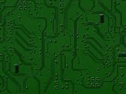 Circuit Board Print by Bedros Awak