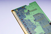 Processor Posters - Circuit Board Poster by Tim Hester