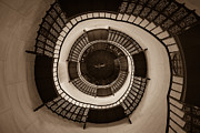 Andreas Levi - Circular staircase in...