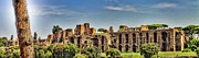 Ancient Ruins Prints - Circus Maximus Print by Erik Brede