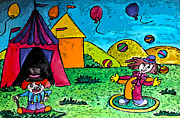 Monica Engeler - Circus