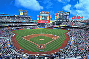 Allen Beatty Prints - Citi Field Print by Allen Beatty