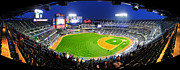 New York Mets Stadium Photos - Citi Field and the New York Mets by Nishanth Gopinathan