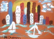 Michael Chatman - City Backdrop