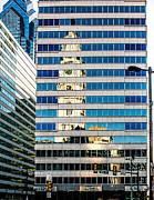 Nick Zelinsky - City Hall Reflection