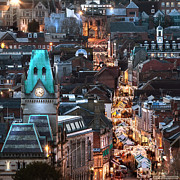 Simon Bratt Photography - City night view at...