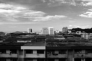 Urban City Areas Photos - City of Kota Kinabalu by Anwar Iddris