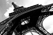 Eifel-tower Framed Prints - City of Love Framed Print by Thomas Splietker