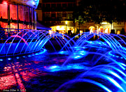 Grace Dillon - City Place Fountains