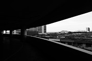 Urban City Areas Photos - City View From Parking Lot by Anwar Iddris