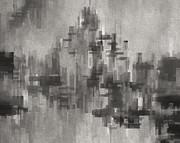 Cityscape 3 Print by Jack Zulli