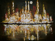 Kalen Johnson - Cityscape No. 1