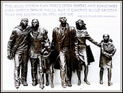 Thurgood Prints - Civil Rights Memorial Print by Greg Thiemeyer