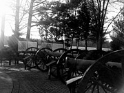 Canons Prints - Civil War Canons Print by Robin Lewis